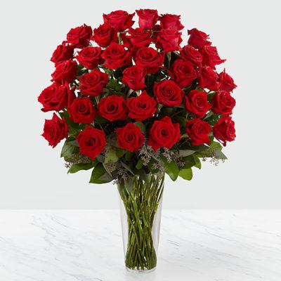 букет-из-41-красной-розы