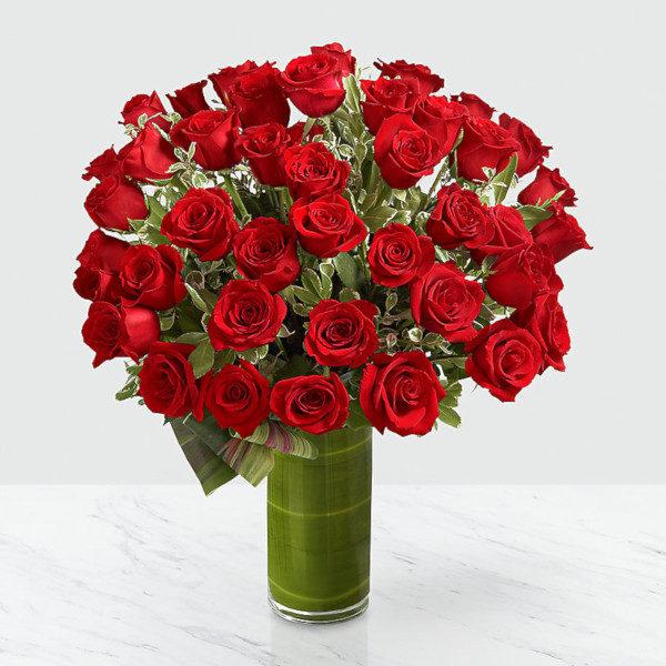 букет-из-51-красной-розы