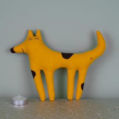 игрушка-собака-улыбака